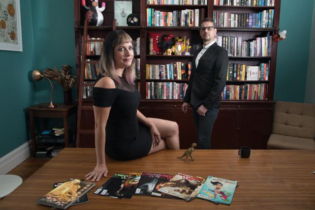 Lauren and Dale Fancon (longer skirt)