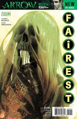Fairest - The Hidden Kingdom (issue #12)