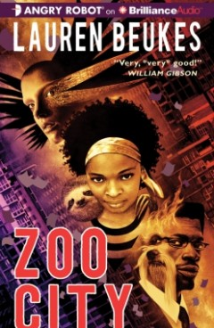 zoo city audiobook cover