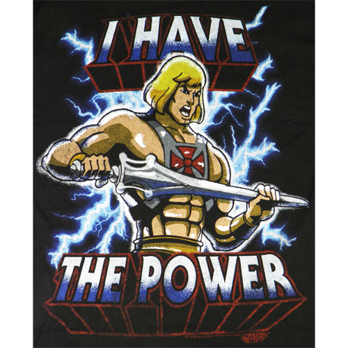 he man the power