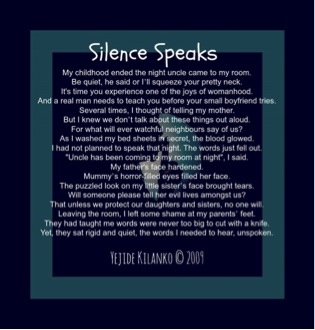 spark poem