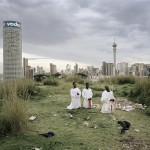Mikhael Subotzky - Ponte City from Yeoville Ridge 2008