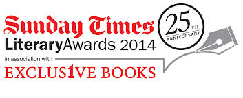 sunday times lit award banner