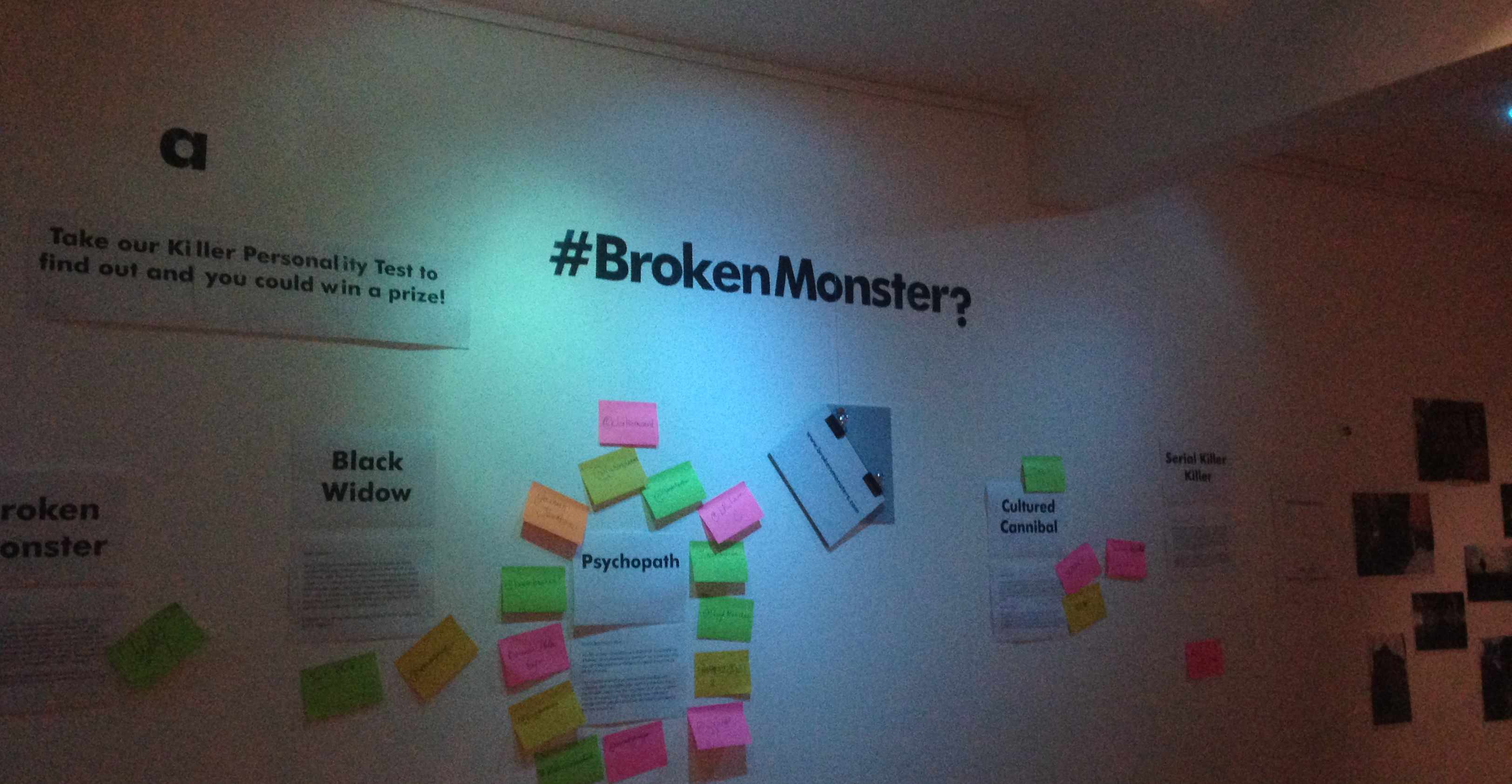 broken monsters launch party in the uk lauren beukes lauren beukes killer personality quiz
