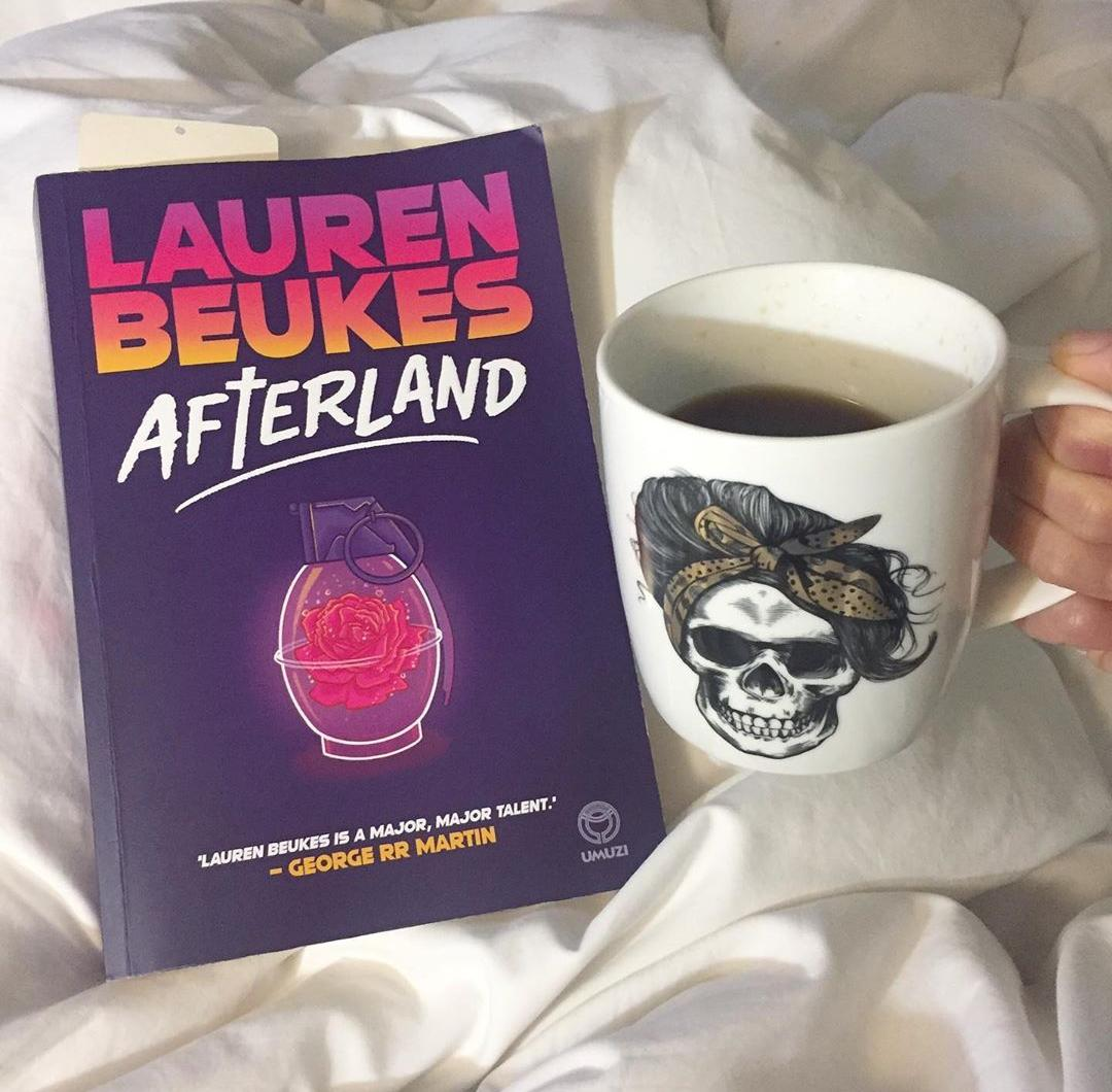 Afterland by Lauren Beukes photo by yvonnekamp